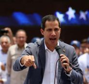 زعيم المعارضة الفنزويلية واسرائيل