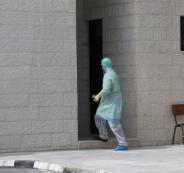 اكتشاف اصابة الطبيب بفيروس كورونا في نابلس