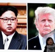 لقاء ترامب بكيم زعيم كوريا الشمالية