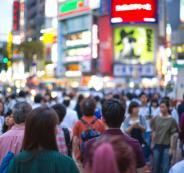 اعداد سكان العالم
