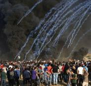 الشهداء الفلسطينيين في مسيرات العودة