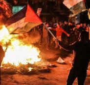 الشهداء الفلسطيين منذ اعلان القدس عاصمة لاسرائيل