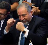 ليبرمان واعداء اسرائيل