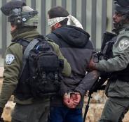 الاحتلال يعتقل مقدسيين
