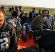 إصابة شاب برصاص جنود الاحتلال شرق جباليا شمال قطاع غزة