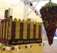 مهرجان العنب في الخليل