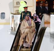 الملك سلمان بن عبد العزيز أول ملك في تاريخ السعودية يزور روسيا