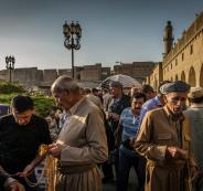 دعم إسرائيلي لقيام دولة كردستان