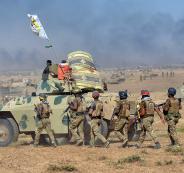 الحشد الشعبي العراقي واسرائيل