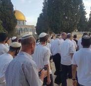 حماس واقتحامات الاقصى