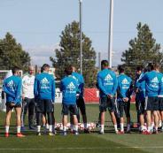زيدان وريال مدريد