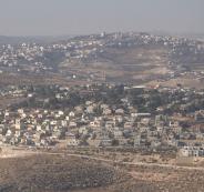 الاستيطان الاسرائيلي في بيت لحم