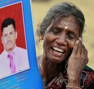 الحرب الاهلية في سريلانكا
