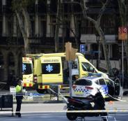 13 قتيلا وعشرات الجرحى جراء عملية دهس في برشلونة