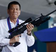 رئيس الفلبين يريد تغيير اسم بلاده