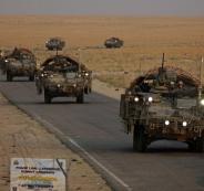 استهداف القوات الامريكية في العراق