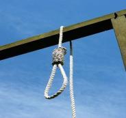 الحكم بالاعدام على شاب قتل شقيقه في غزة