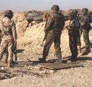داعش في دير الزور