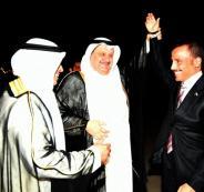 هكذا احتفت الكويت بالغانم بعد طرده وفد إسرائيل