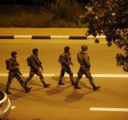 هجمات فلسطينية ضد اهداف اسرائيلية