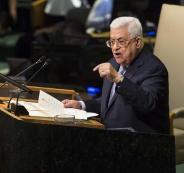 خطاب عباس في الامم المتحدة واسرائيل