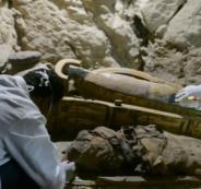 اكتشاف مقبرة فرعونية جنوبي مصر