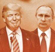 ترامب وبوتين والتدخل الروسي في الانتخابات الامريكية