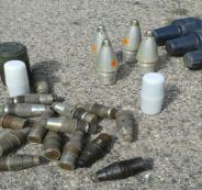 سرقة معدات عسكرية من داخل قاعدة عسكرية اسرائيلية