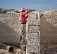 تكالليف البناء في الضفة الغربية