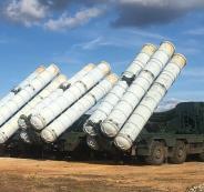 صواريخ اس 300 الروسية في سوريا