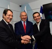تصدير الغاز الاسرائيلي الى اوروبا