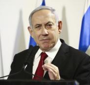 نتنياهو وقتل الفلسطينيين