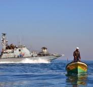 استشهاد صياد فلسطيني وإصابة اثنين واعتقالهما في عرض البحر شمال غزة