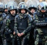اعتقال زعيم جماعة مملكة ايران