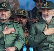 قائد الحرس الثوري الايراني والدول الخليجية