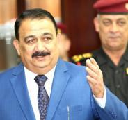 وزير الدفاع العراقي وداعش
