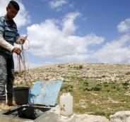 82 لترا في اليوم معدل استهلاك الفرد  الفلسطيني