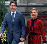 زوجة رئيس وزراء كندا وفيروس كندا
