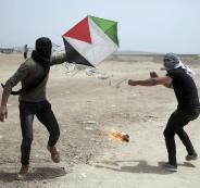 جيش الاحتلال ينشر منظومة جديدة في محاولة لمواجهة الطائرات الورقية الحارقة