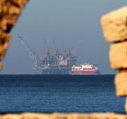 ضخ الغاز المصري الى الاردن