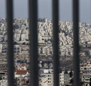 مناورة عسكرية اسرائيلية في مستوكطنات الضفة الغربية