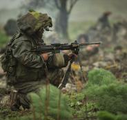 الجيش الاسريلي وقطاع غز