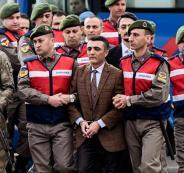 بدء محاكمة منفذي انقلاب تركيا.. بينهم