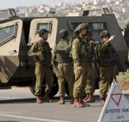 حواجز عسكرية في مدينة الخليل