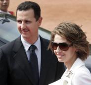 اختفاء ابن عم اسماء الأسد