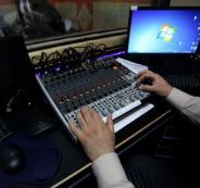انتهاء أطول موجة إذاعية بالعالم في غزة