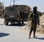 اصابة شاب برصاص الاحتلال على حاجز برطعة
