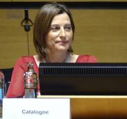 رئيسة برلمان كتالونيا
