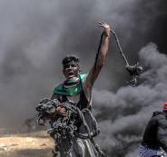 قطاع غزة واسرائيل
