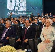 عباس في منتدى الشباب